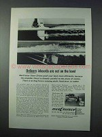 1963 Mercury MerCruiser 140 Stern Drive Ad - On Level