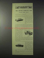 1959 Rover Car Ad - 80, 100, Series II Land-Rover
