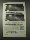 1959 General Electric Suburban Headlamps Ad - See