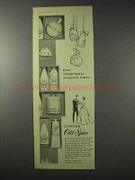1958 Old Spice Toiletries Ad - For Your Man Among Men