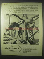 1958 Albright & Wilson Chemicals Ad - See Yourself