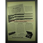 1955 Browning Shotgun Ad - Automatic-5; Superposed +