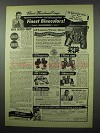 1953 Bushnell Binoculars Ad - Why Prices Vary