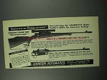 1953 Johnson Automatics Bantamweight Rifle Ad