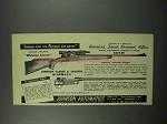 1952 Johnson Whiteline Sporter Rifle Ad - America's Finest