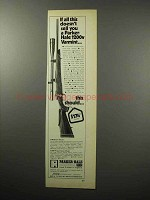 1970 Parker-Hale 1200V Varmint Rifle Ad - Sell You