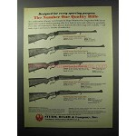 1970 Ruger Number One Rifle Ad - Sporter; Tropical +