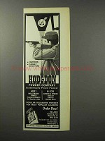 1970 Hodgdon Powder Ad - Hunters, Target Shooters