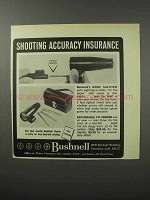 1970 Bushnell Bore Sighter Ad - Shooting Accuracy