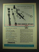 1969 Tasco #620W Super Marksman Scope Ad