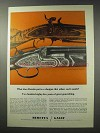 1965 Beretta Presentation Model S03 Shotgun Ad