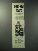 1971 WD-40 Spray Ad - Eureka! You Have Found It!