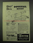 1950 Stith Dovetail Mount Ad