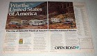 1973 Open Road Recreational Vehicles Ad!