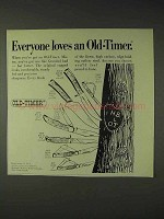 1973 Old-Timer Knives Ad - 80T 340T 410T 250T 150T