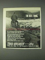 1970 Trail-Breaker Motorcycle Ad - The Reel Thing