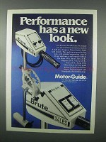 1982 Motor-Guide Brave, Brute Electric Motors Ad