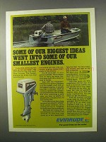 1981 Evinrude 7 1/2 Outboard Motor Ad - Biggest Ideas