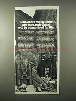 1980 Zeiss Binoculars Ad - Until Others Make Theirs