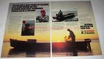 1980 Mariner Outboard Motors Ad - Years of Crabbin'