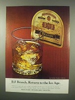 1979 E&J Brandy Ad - Return to the Ice Age