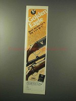 1979 Golden Eagle 5000 Shotgun, 7000 Rifle Ad - Best Damn Gun