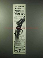 1984 Thompson / Center Arms TRC '83 Rifle Ad