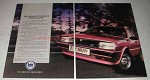 1984 Lancia Delta GT 1600 Car Ad - Bring Out The Best