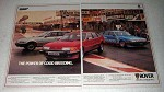 1984 Rover Vitesse and 200 Cars Ad - Good Breeding