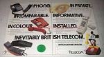 1984 British Telecom InPhone Ad - Hawk, Mickey Mouse