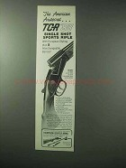 1983 Thompson / Center Arms TCR '83 Rifle Ad!