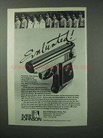 1983 Iver Johnson TP22 Pistol Ad - Evaluated!