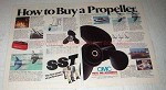 1983 OMC Propellers Ad - How To Buy