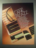 1985 Lane Furniture Ad - Give Your Bedroom Pizazz
