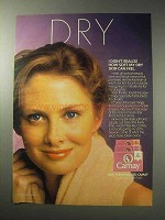 1985 Camay Soap Ad - How Soft Dry Skin Can Feel