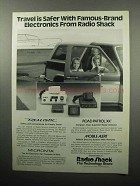 1977 Radio Shack Realistic Optimus-10 Speakers Ad