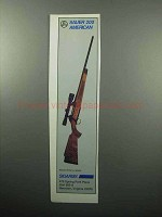 1989 Sigarms Sauer 200 American Rifle Ad
