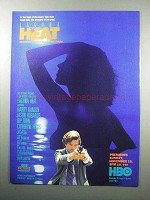 1987 HBO Laguna Heat Ad - In The Heat of the Night