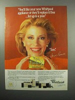 1987 Whirlpool Appliances Ad - Sarah Purcell