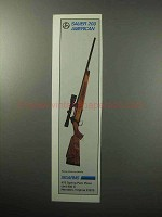 1987 Sigarms Sauer 200 American Rifle Ad