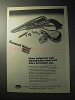 1977 Dynamit Nobel RWS Percussion Caps Ad