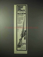 1976 Heckler & Koch Model HK300 Rifle Ad