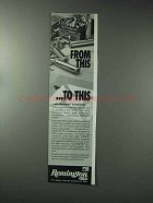 1993 Remington Components Ad - From This To This