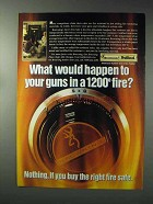1993 Browning Sierra Fire Safe Ad - What Would Happen