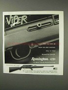 1993 Remington Model 522 Viper Rifle Ad - See The First