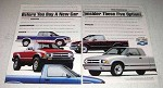 1993 Chevy S-Series Truck Ad - Base SS ZR2 Extended-Cab