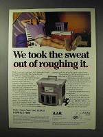 1992 A.I.R. SC-1000 Evaporative Cooler Ad - Sweat Out