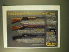 1992 Daisy Ad - Power Line 880, 1894 Western Carbine