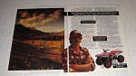 1992 Polaris Trail Boss ATV Ad - Rancher Who Whines