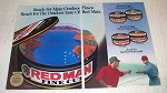 1991 Red Man Tobacco Ad - Reach For More Flavor